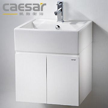 【買BETTER】凱撒面盆/壁掛式浴櫃/臉盆浴櫃組 LF5236A/B460C立體盆浴櫃組 / 送6期零利率