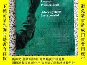 二手書博民逛書店POSTSCRIPT罕見Language Program DesignY12345 POSTSCRIPT La