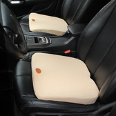 汽車坐墊增高加厚記憶棉駕駛座椅車坐墊子單個屁屁墊四季通用座墊 LX 伊蘿 618狂歡