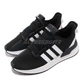 adidas 休閒鞋 U_Path Run W 黑 白 男鞋 女鞋 襪套式 復古慢跑鞋 運動鞋 【ACS】 G27639
