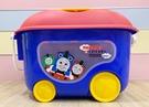 【震撼精品百貨】湯瑪士小火車_Thomas & Friends~日本湯瑪士置物箱(輪子可拉)#31195