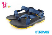 TEVA Hurricance XLT 2 童涼鞋 經典織帶涼鞋 中童 I6910#藍色◆OSOME奧森童鞋