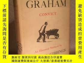 二手書博民逛書店【罕見】John Graham: Convict(羅伯特·吉賓斯