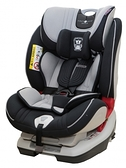 [ 家事達 ] COZY N SAFE(安可仕) 汽車安全座椅-灰色   特價 ISO-FIX汽座