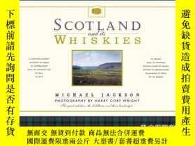 二手書博民逛書店Scotland罕見and Its Whiskies: The