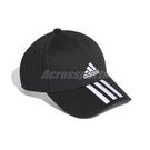 adidas 帽子 BBALL 3S Cap CT 黑 白 男女款 老帽 棒球帽 運動休閒 【ACS】 FK0894