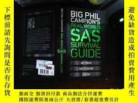 二手書博民逛書店Big罕見Phil Campion s Real World SAS Survival GuideY16741