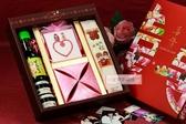 一定要幸福哦~~A08幸福抱稻茶米油果醬禮盒喜米、結婚、訂婚、喝茶禮、婚俗用品、喜茶