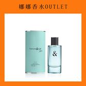 Tiffany & co. 蒂芬妮 Tiffany & love for him 愛語 男性淡香水 50ml【娜娜OUTLET】