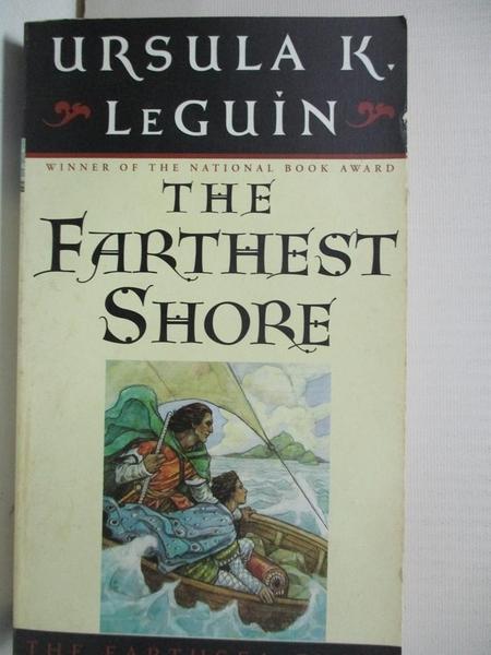 【書寶二手書T9/原文書_GZ5】The Farthest Shore_Le Guin, Ursula K.