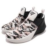Nike Jordan Why Not Zer0.1 Low GS 粉紅 黑 迷彩 低筒 女鞋 大童鞋 運動鞋【PUMP306】 AO9744-003