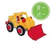 【新生活家】3D立體積木-挖土機 28x9.5x11cm►買一送一