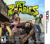 3DS Pet Zombies 寵物殭屍(美版代購)