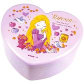 T'S FACTORY 愛心造型飾品收納盒 附鏡子 迪士尼 樂佩_CY11347