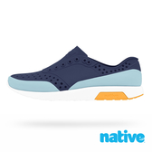 native 小童鞋 LENNOX 小雷諾鞋-藍x粉x黃