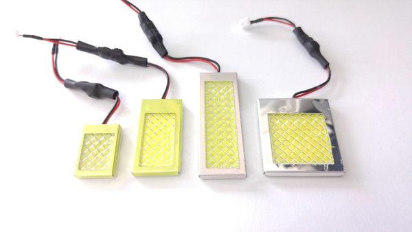 「炫光LED」COB燈板-18晶 室內燈 閱讀燈 車內燈 燈板 T10室內燈 雙尖 BA9S 汽機車LED燈泡