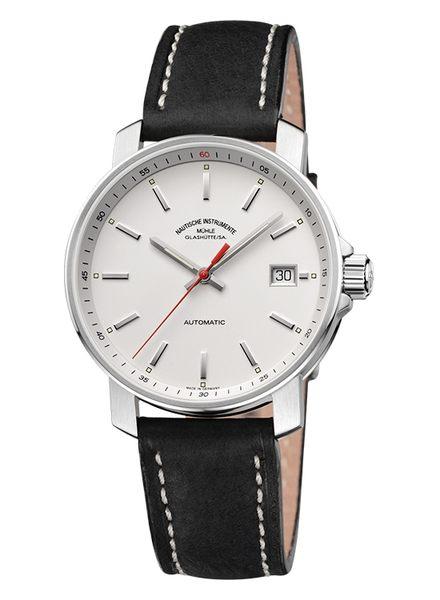 ★德國高級腕錶品牌★格拉蘇蒂-莫勒Muehle-Glashuette Classical-M1-25-21-LB-錶現精品-原廠正貨