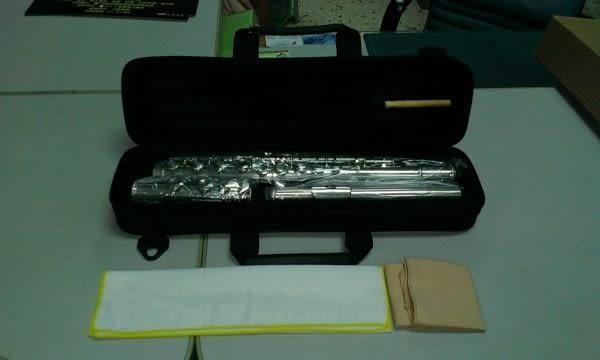 HOGAR HFL-N1E 長笛, 穩定的入門基礎款長笛, 鍍鎳e鍵
