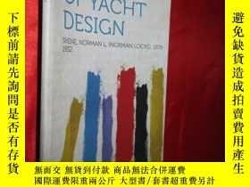 二手書博民逛書店Elements罕見of Yacht Design 【詳見圖】Y