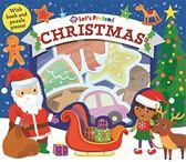 LET S PRETEND: CHRISTMAS/盒裝拼圖書 (AFMM1558)