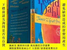 二手書博民逛書店roald罕見dahl 羅德·達爾Y200392