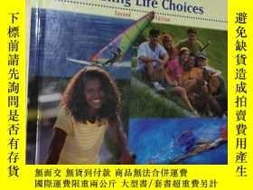 二手書博民逛書店Health:罕見Making Life Choices, Se