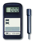 泰菱電子◆迷你型電導度計LUTRON路昌CD-4302 TECPEL