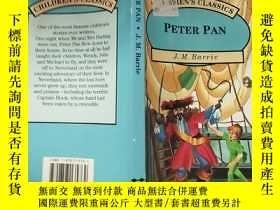 二手書博民逛書店peter罕見pan: 彼得 潘..:Y200392