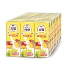 光泉保久乳-果汁牛乳200MLx24入/箱【愛買】