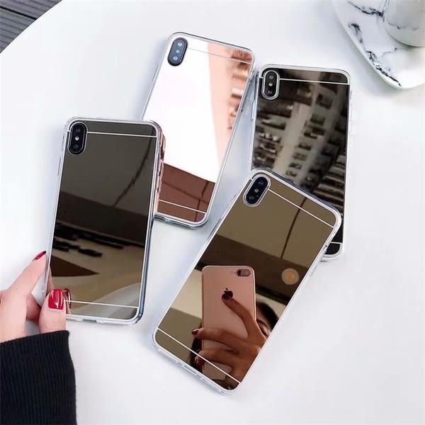 【SZ62】三星Galaxy S10 plus手機殼 電鍍鏡面 補妝鏡子手機殼 S10lite手機殼 S10手機殼