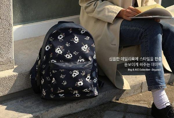 【小清新後背包】學院風書包 防水滌綸布雙肩背包 休閒包包 電腦包