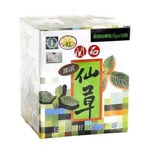 【關西鎮農會】即溶仙草(3G*15包入) 一盒