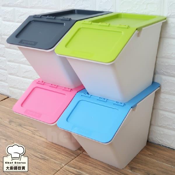 樹德大嘴鳥收納箱13.5L單入衣物整理箱玩具分類箱MHB-2341-大廚師百貨