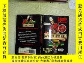 二手書博民逛書店Barmy罕見British Empire and Blitze