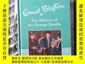 二手書博民逛書店(外文書1)the罕見mystery of the strange bundle奇怪包裹的神秘之處Y23969