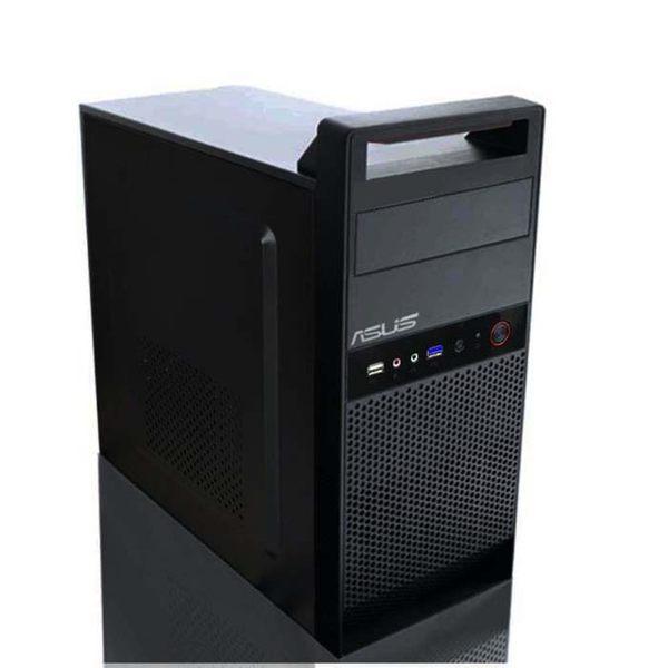 電腦機箱-華碩聯想OEM中箱臺式電腦機箱家用辦公商務主機箱支持USB3.0空箱 艾莎嚴選YYJ