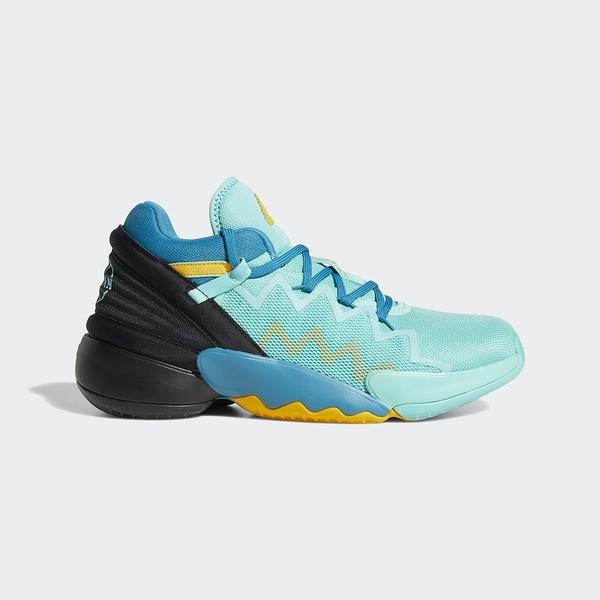 Adidas D.o.n. Issue 2 Gca Avatar [FZ4408] 男鞋 運動 籃球 米契爾 湖水綠