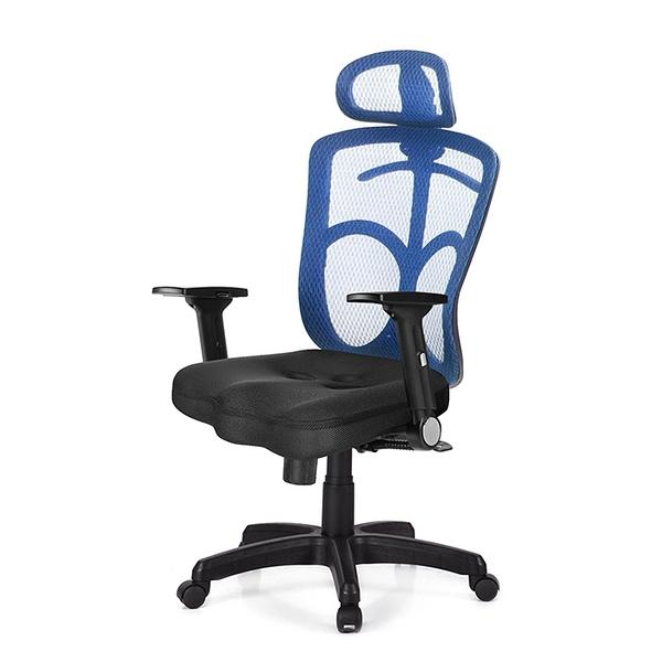 GXG 高背美臀 電腦椅 (摺疊滑面扶手) 型號115 EA1J