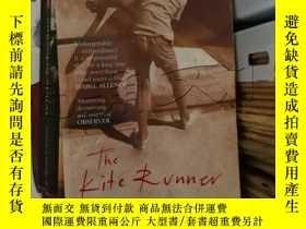 二手書博民逛書店The罕見Kite Runner. ---[ID:303461]
