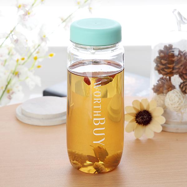 創意日韓塑料便攜水杯 隨手杯時尚情侶學生可愛水瓶水杯隨行杯【快速出貨】