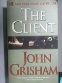 【書寶二手書T4/原文小說_ODK】The Client_John Grisham