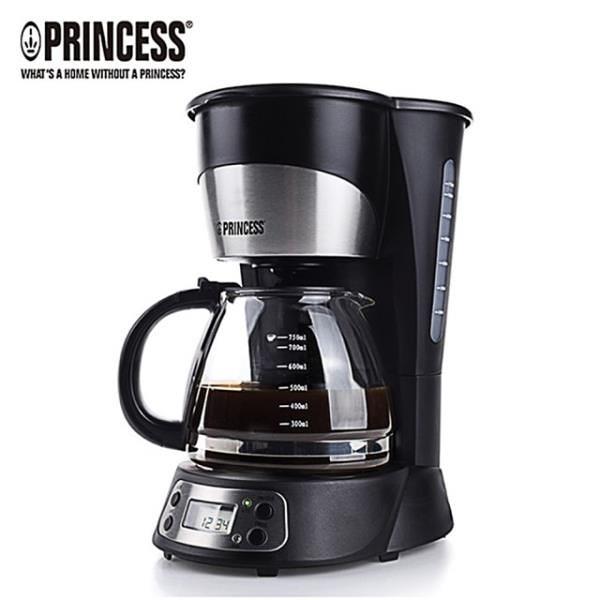 【南紡購物中心】荷蘭公主 PRINCESS 4CUP 預約式美式咖啡機 242123