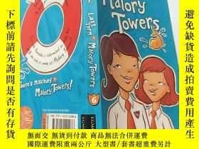 二手書博民逛書店Last罕見Term At Malory Towers 上學期在馬洛裏大廈Y200392