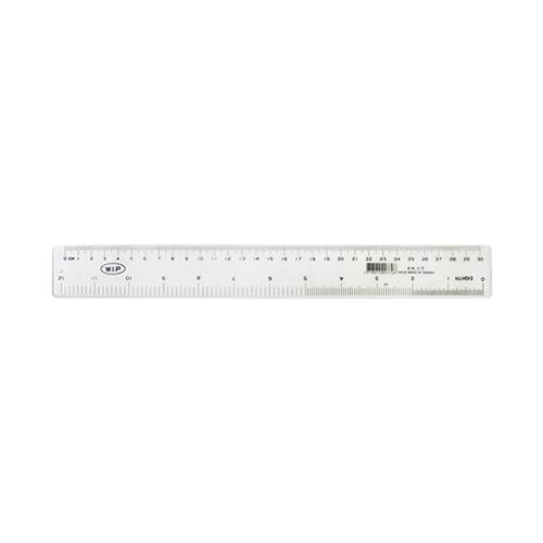 【奇奇文具】WIP HA30 30cm 直尺