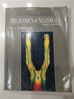 二手書博民逛書店《Mechanics of Materials (Prentic