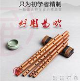 成人初學入門零基礎苦竹笛子 專業級演奏笛子橫笛樂器素笛YXS  潮流衣舍