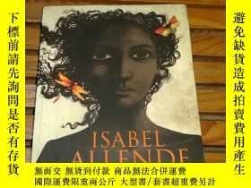 二手書博民逛書店葡萄牙語原版:a罕見ilba sob o mar(海底之島)Y253219 Isabel Allende Im