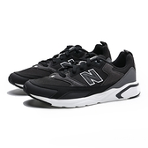 NEW BALANCE 休閒鞋 慢跑鞋 45X 黑 灰 復古 網布 皮革 輕量 男 (布魯克林) MS45XRA1