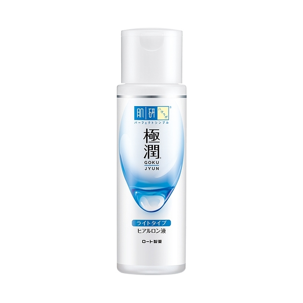 ROHTO 肌研 極潤保濕化妝水(清爽型) 170ml【BG Shop】最短效期:2022.01