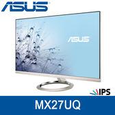 【免運費】ASUS 華碩 MX27UQ 27型 / 27吋 / 3840x2160 4K / AH-IPS /三年保固 到府收送